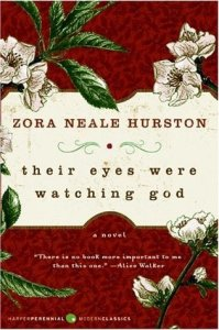 75th Anniversary book cover of Their Eyes Were Watching God.